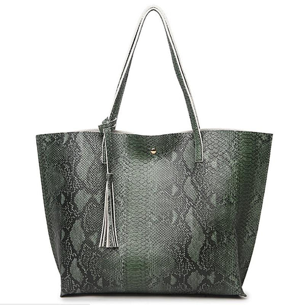 Sac Cabas Serpent