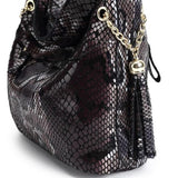 Sac Serpent <br>Imitation Cobra (Cuir)