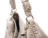 Sac Motif Serpent cuir