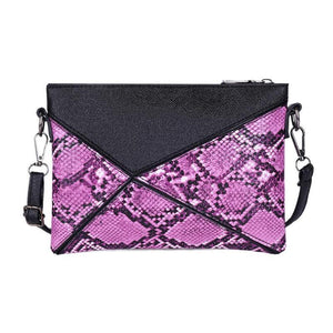 Sac Pochette Serpent