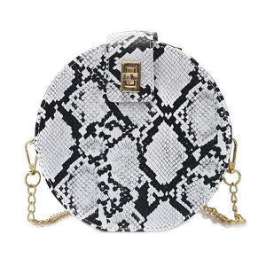 Sac Rond Serpent