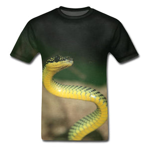 t shirt petit serpent