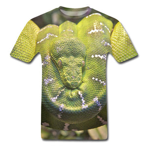 T-shirt animaux 3d