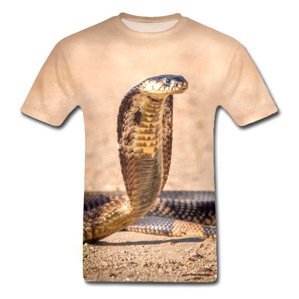 T shirt cobra royal