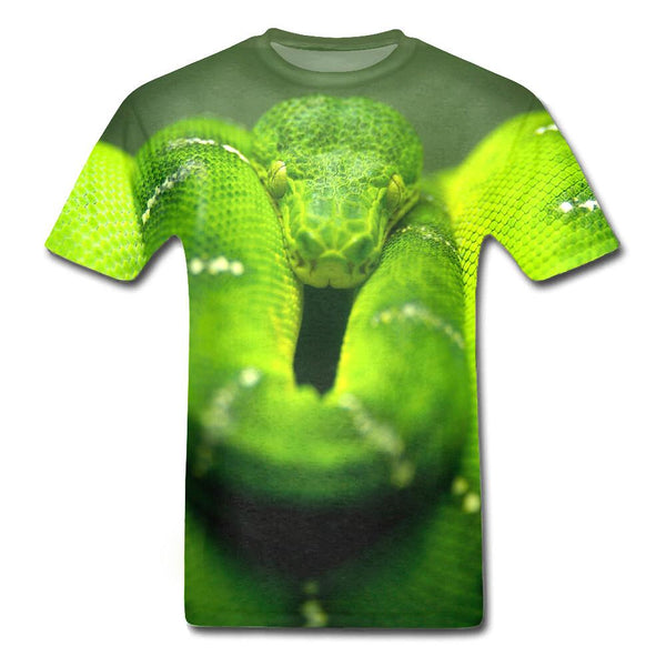 T-shirt gros plan animal