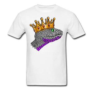 t shirt serpent king