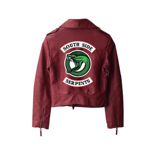 Veste Southside Serpent Rouge