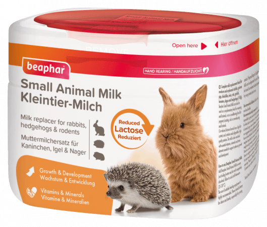 Beaphar Small Animal Milk 200g Rabbit Beaphar