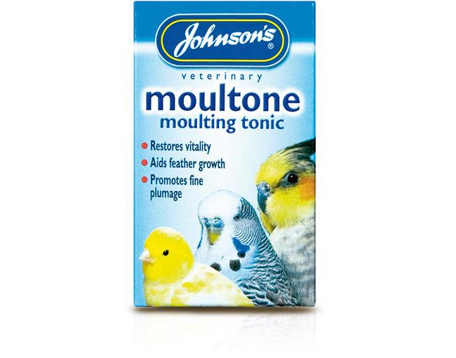 Johnsons Moultone 15ml Bird Treatments Johnsons