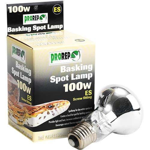 100W Basking Spot Lamp ES