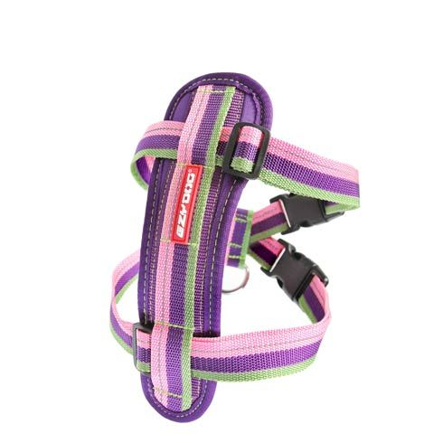 Ezydog Harness Bubblegum M Harness EzyDog