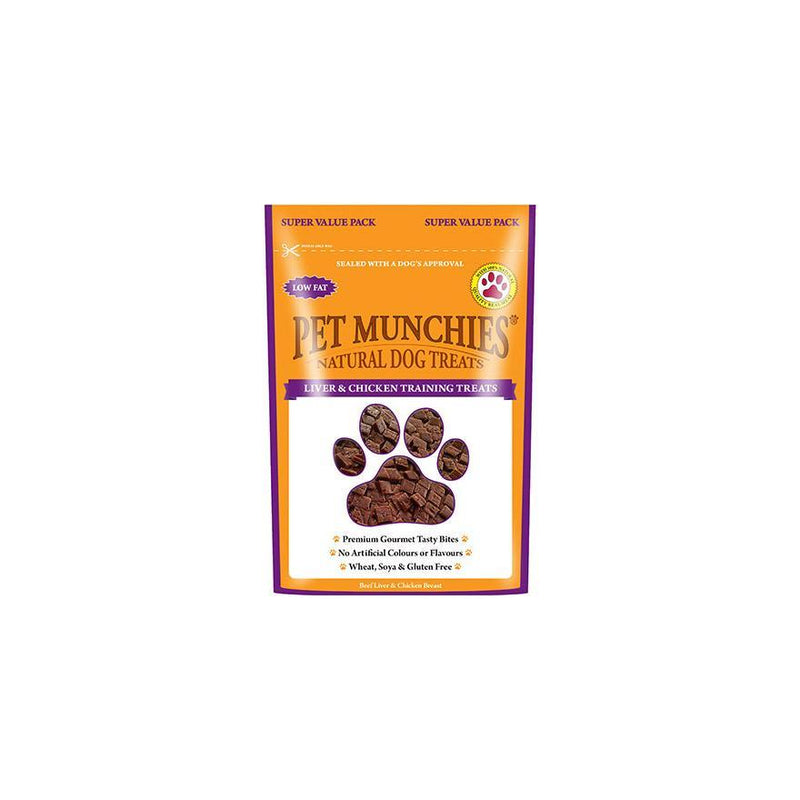 Pet Munchies Liver and Chicken 150g Dog Treats Pet Munchies