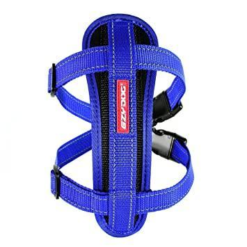EzyDog Harness Medium Blue
