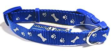 Ancol Bone Collar Size 5-9 Disc Collars & Leads Ancol