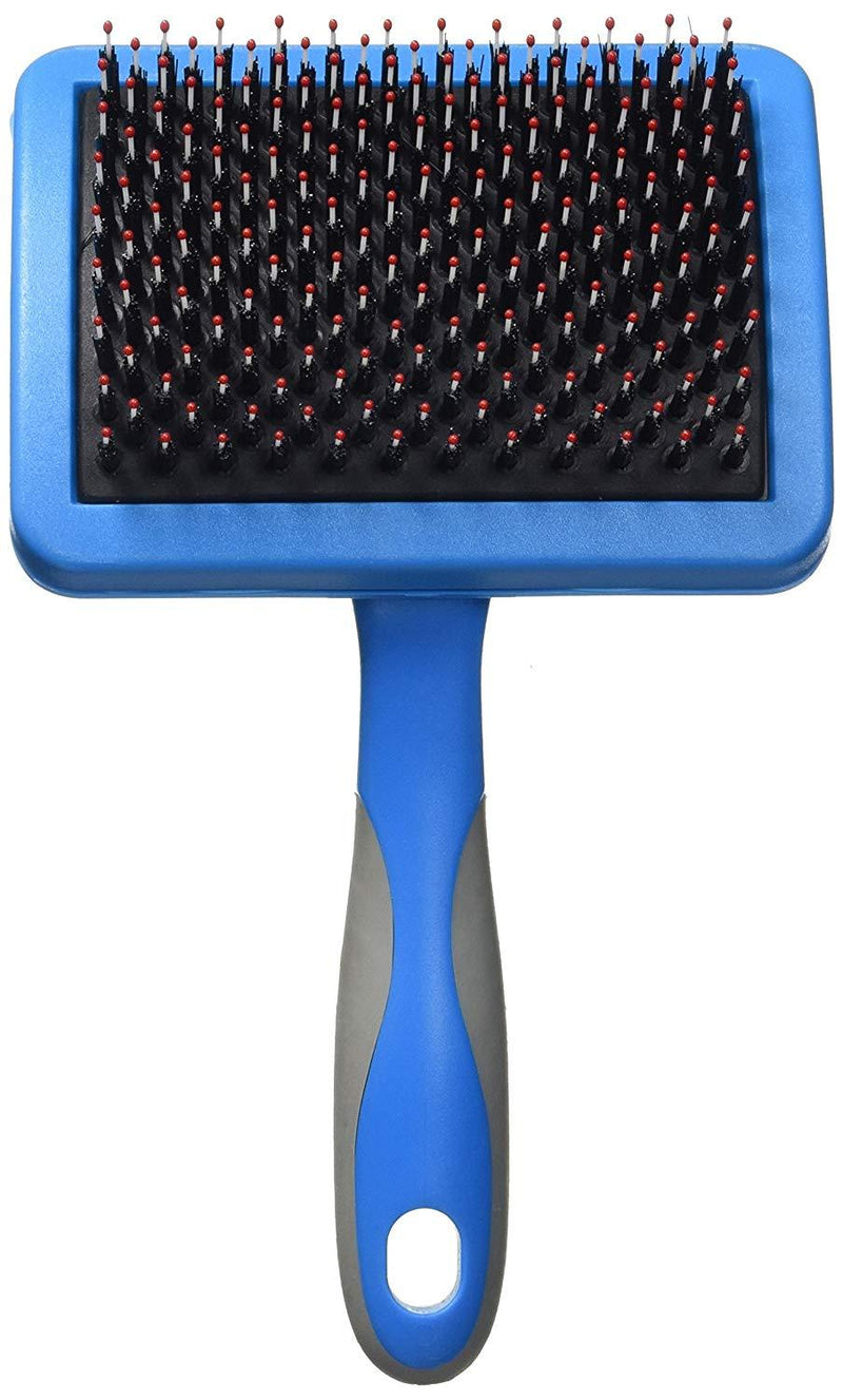 Ancol Hedgehog Slicker Brush Dog Grooming Ancol