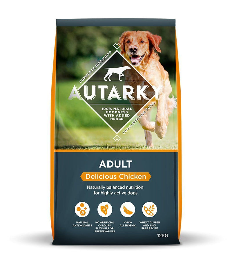 Autarky Adult Chicken 2kg Dog Food Autarky
