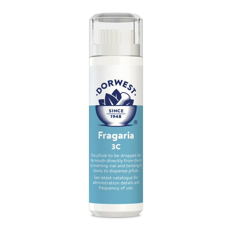 Dorwest Fragaria 3C 100 Pillules Dog Treatments Dorwest Herbs