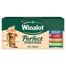 Winalot Perfect Portions Jelly 40 Pack Dog Food Winalot