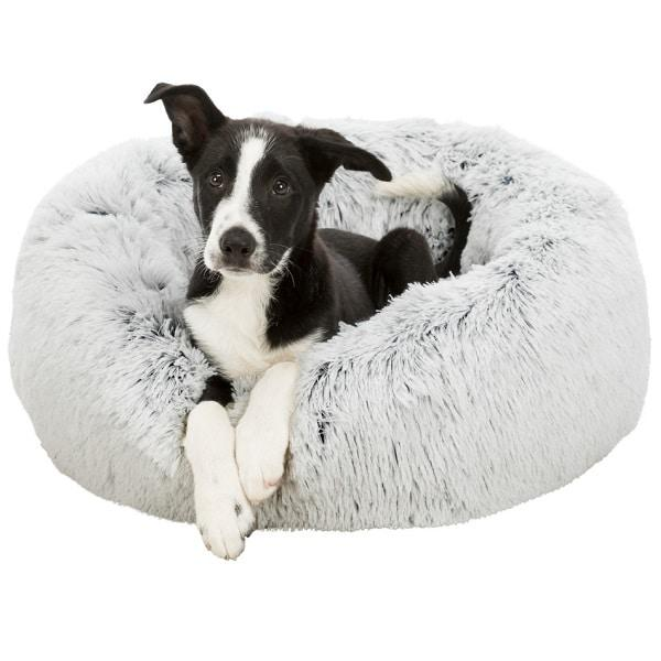 Trixie Harvey Bed 50cm White/Black Dog Beds Trixie