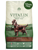 Vitalin Adult Chicken 2kg Dry Dog Food Vitalin