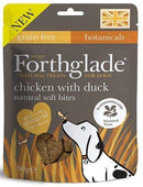Forthglade Chicken with Duck Soft Bites Dog Treats Forthglade