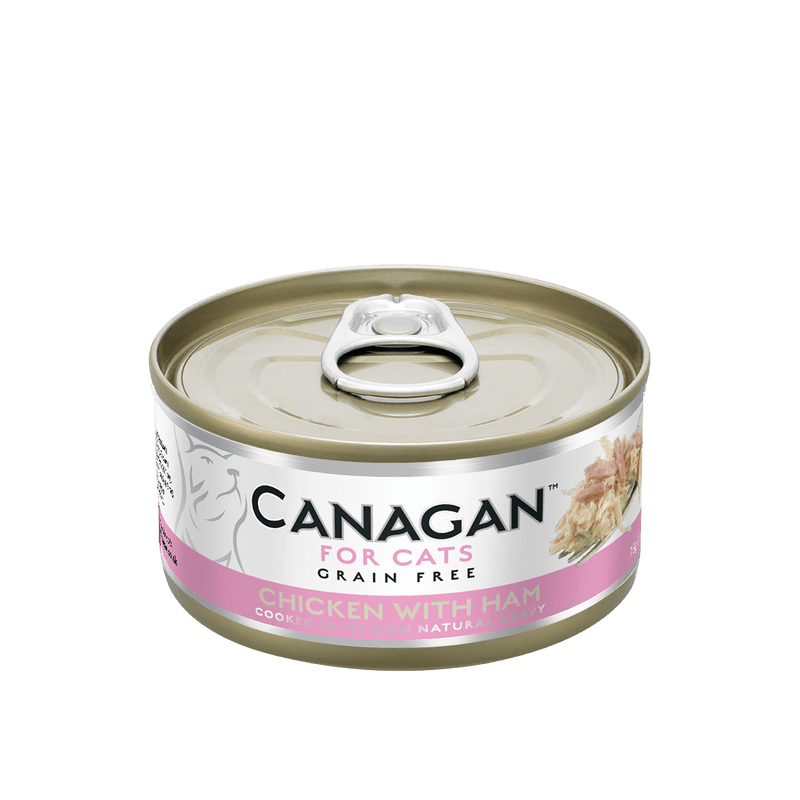Canagan Cat Can Chicken/Ham 75g