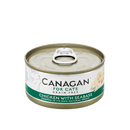 Canagan Cat Can Chicken/Seabass 75g Wet Cat Food Canagan