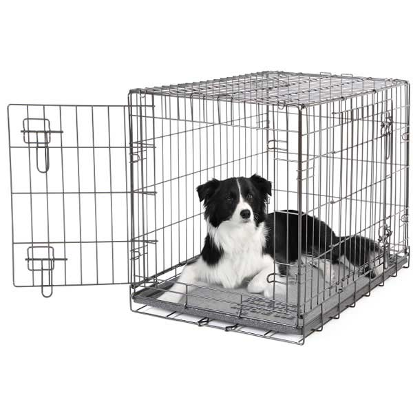 Dogit 2 Door Dog Crate Giant Dog Cages Dogit