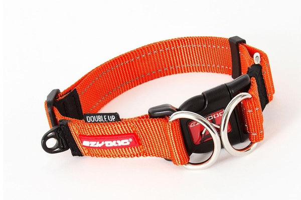 EzyDog Collar Orange M Ezy Dog EzyDog