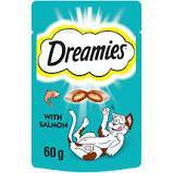 Dreamies Salmon 60g Cat Treats Dreamies