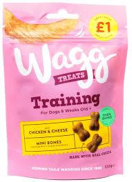 Wagg Training Treats C&C 100g Dog Treats Wagg