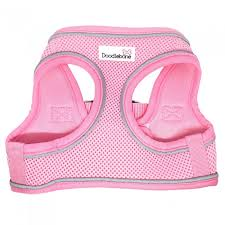Doodlebone Snappy Harness Pink XL Harness DoodleBone