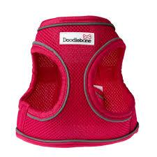 Doodlebone Snappy Harness Red XX-Large