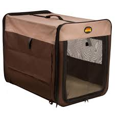 Lazy Bones Portable Fabric Pet Home Dog Cages Lazy Bones