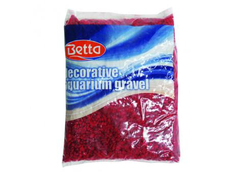 Betta Gravel Current Red 10kg Gravels Betta