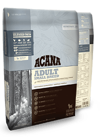 Acana Adult Small Breed 2kg Dog Food Acana