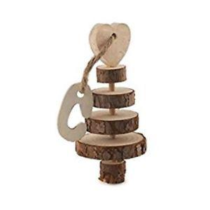 Ancol Wooden Ring Tree Chew