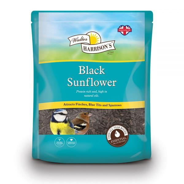Harrison Black Sunflower Seed 1.6kg