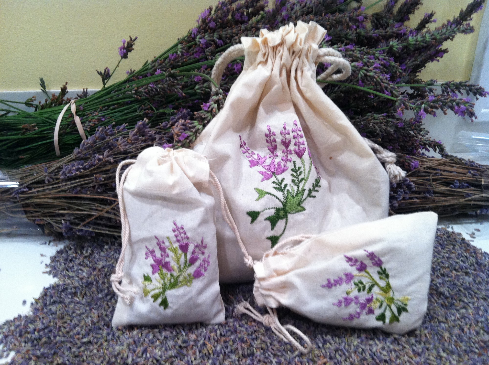 Sachets/Dried Lavender