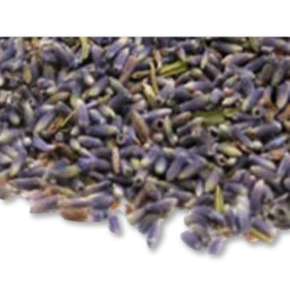 Loose Lavender Buds - 1 Pound