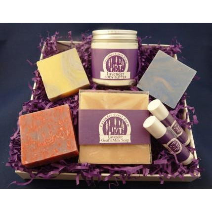Classic Lavender Gift Set