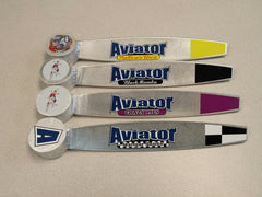 Aviator Tap Handle Stickers