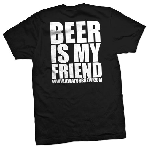Beer Is My Friend T-Shirt