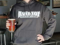 Aviator Beer Is My Friend Hoodie