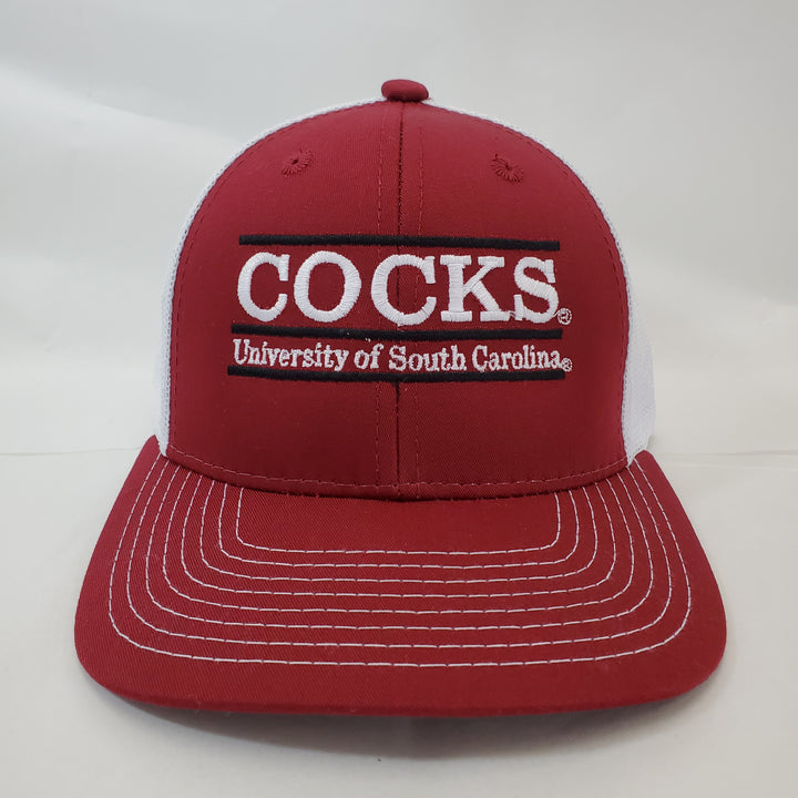 University of South Carolina Cocks Bar Trucker Cap
