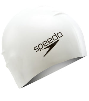 Silicone Long Hair Cap by Speedo