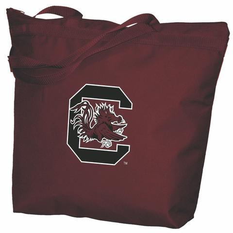 South Carolina Gamecocks Zipper Tote