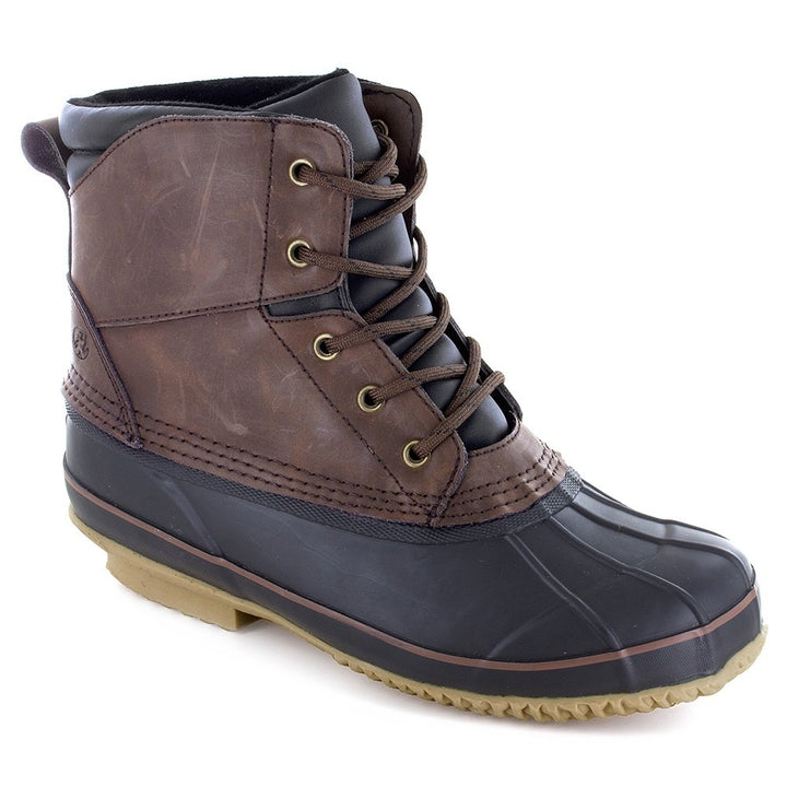 Northside  Men's Lewiston Waterproof Duck Boots