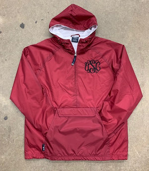 Garnet Charles River Classic Pullover (Blank or Monogrammed)