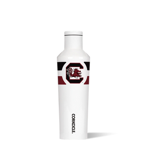 University of South Carolina Gym Stripe Canteen 16oz